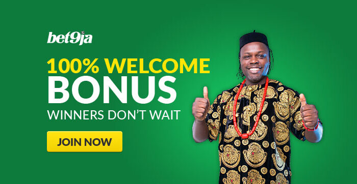 Bet9ja welcome bonus